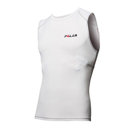 Футболка компрессионная с электродами для приема пульса POLAR Team Pro Shirt