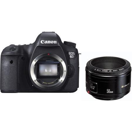 Canon EOS 6D 50 f/1.8 II