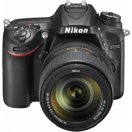 Nikon D7200 18-300 VR