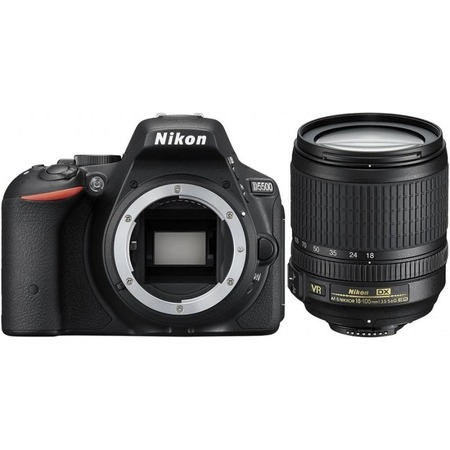 Nikon D5500 kit 18-105mm f/3.5-5.6 AF-S ED DX VR Nikkor