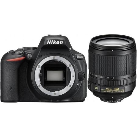 Nikon D5500 kit 18-105mm f/3.5-5.6 AF-S ED DX VR Nikkor
