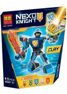 "Конструктор Nexo Knights ""Боевые доспехи Клэя"" 85 дет."
