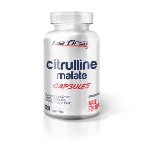 Citrulline Malate Capsules от Be First 120 капсул
