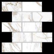 Marble Trend Мозаика K-1001/MR/m13/30,7x30,7 Calacatta