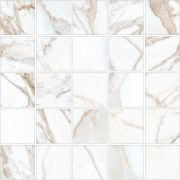 Marble Trend Мозаика K-1001/MR/m14/30,7x30,7 Calacatta