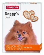 Beaphar Doggy's + Biotine Кормовая добавка с биотином для собак (75 табл.)