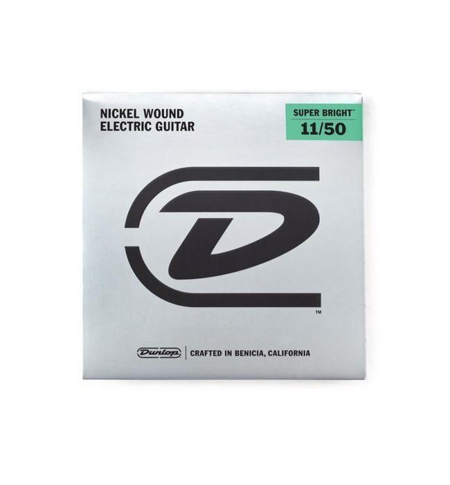 DUNLOP DESBN1150 Super Bright (11-50) Струны для электрогитары