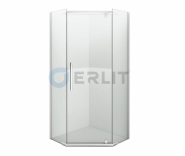 Душевое ограждение Erlit ER10110V-C1 100x100