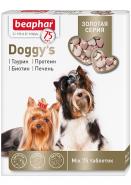 Beaphar  Doggy's mix Золотая серия Кормовая добавка для собак (75 табл)