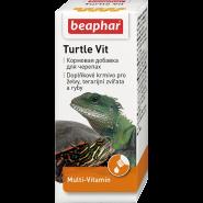 Beaphar Turtle Vit Кормовая добавка  для рыб, черепах и др. рептилий (20 мл)