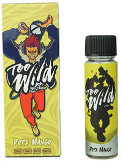 Жидкость Too Wild Dope Mango 50 мл (0 Мг)