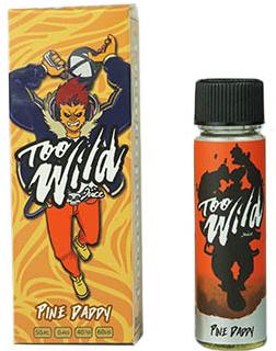 Жидкость Too Wild Pine Daddy 50 мл (0 Мг)