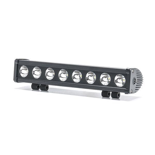 Однорядная светодиодная балка OC-80W spot дальний свет (длина 38 см, 15 дюймов)