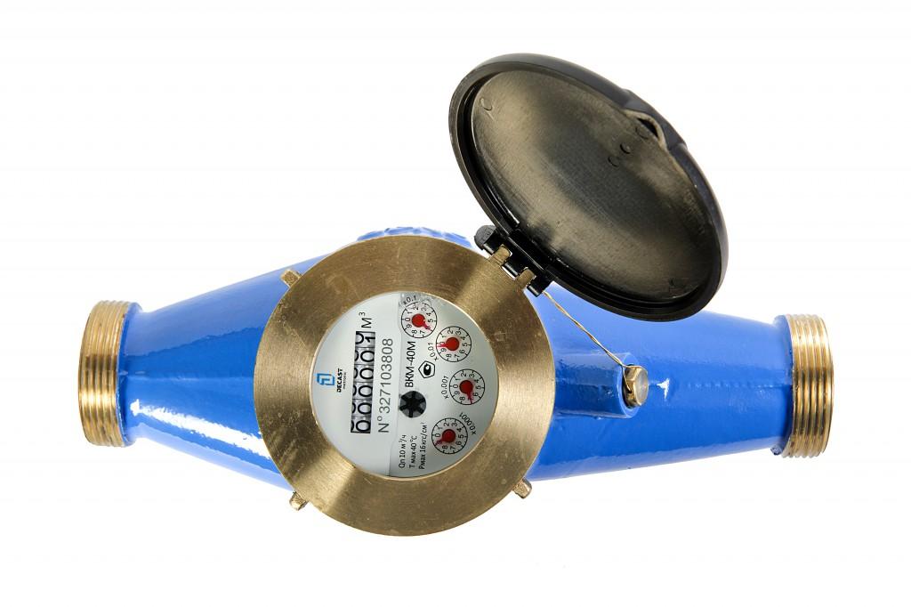 Счетчик воды ВКМ-50М