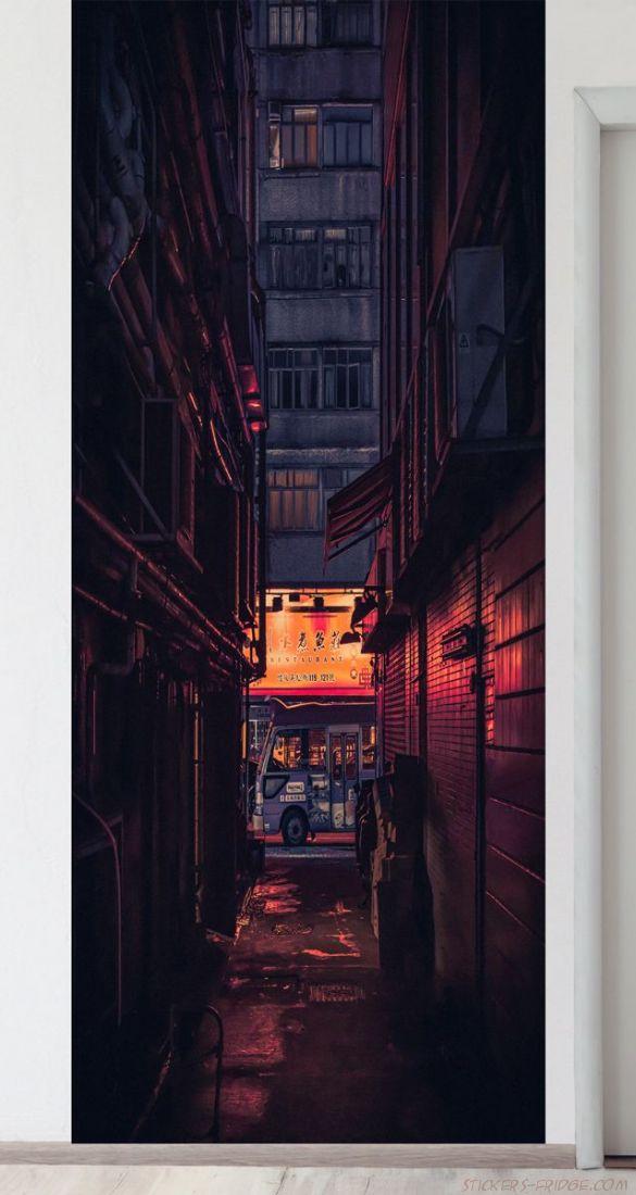 Панно на стену - Японский квартал