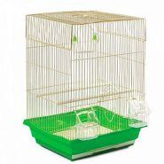 TRIOL Клетка для птиц ( золото) 350х280х460мм