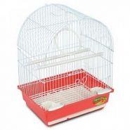 TRIOL Клетка для птиц ( золото)  300х230х390мм