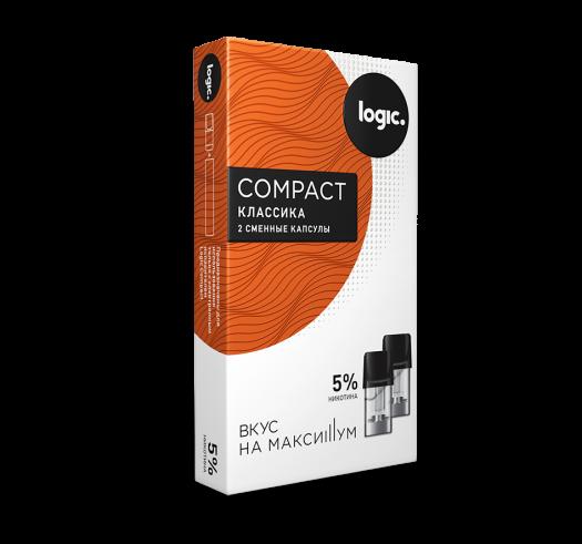 Капсулы Logic Compact Классика