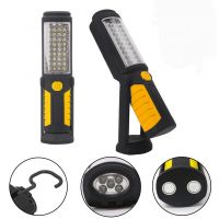 Светодиодный фонарь TorchLite, цвет ручки желтый (2)