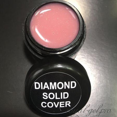 COVER SOLID  DIAMOND ROYAL GEL 250 гр