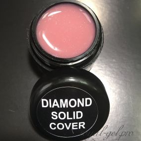 COVER SOLID  DIAMOND ROYAL GEL 250 гр