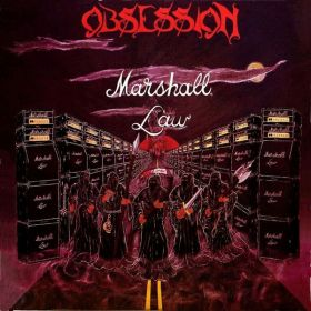OBSESSION - Marshall Law [EP]