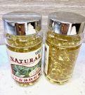 """Капсулы с чесночным маслом """"NATURAL"""" Garlic oil 200 кап по 360 мг"""