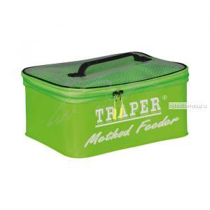 Емкость Traper ПВХ с замком 33х25х14см MF101