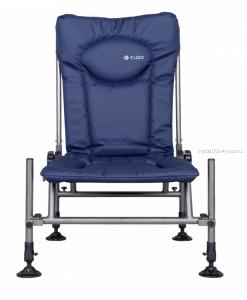 Кресло фидерное регулируемая спинка M-Elektrostatyk (46x48x60см) вес 87кг.нагрузка 110 кг (Артикул:F2 CUZO)