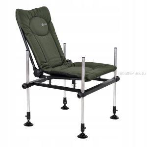 Кресло регулируемая спинка M-Elektrostatyk (46x48x60см) вес 8,8 кг / нагрузка 140 кг (Артикул: F3 CUZO G )