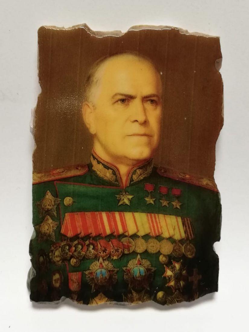 Магнит Жуков