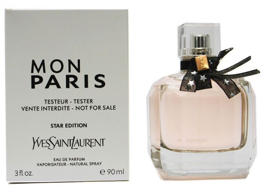 Tester Yves Saint Laurent Mon Paris Star Edition 90 мл
