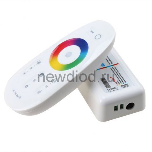 RGB контроллер сенсорный NewTouch 5303 2.4G 12/24V 18A Oreol