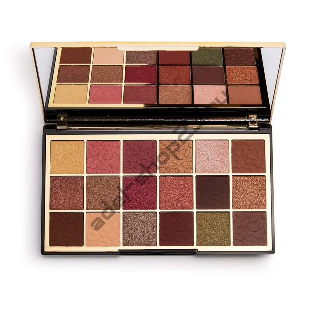 Revolution - Wild Animal Courage Palette
