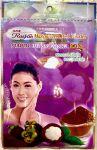 Органическая пудровая маска-скраб Isme Rasyan из кожуры мангустина 20 гр