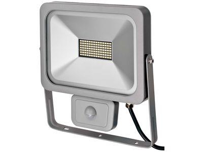 Прожектор светодиодный с датчиком движения Brennenstuhl L DN 9850 FL PIR, IP54, 4750 лм; 50 Вт; класс А+ (1172900501)