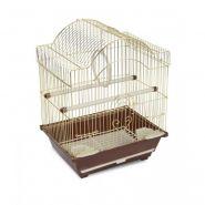 Triol Клетка для птиц №2113  (золото) 300х230х390мм