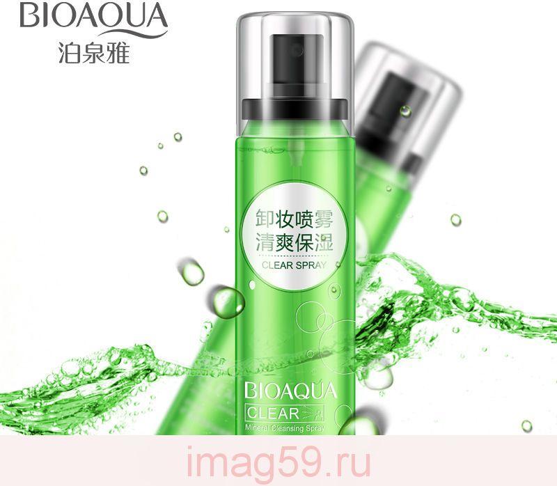 BE7695811 Спрей для очищения кожи и снятия макияжа BIOAQUA