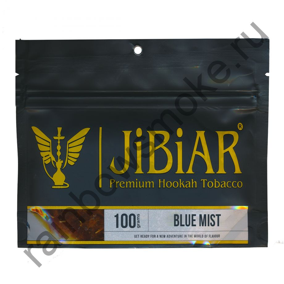 Jibiar 100 гр - Blue Mist (Голубой Туман)