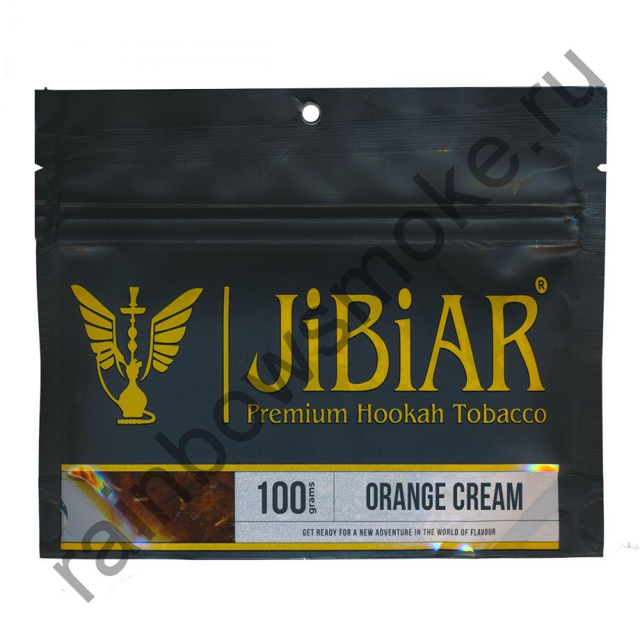 Jibiar 100 гр - Orange Cream (Апельсиновый Крем)