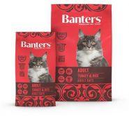 Banters Adult Корм для кошек индейка с рисом 8 кг