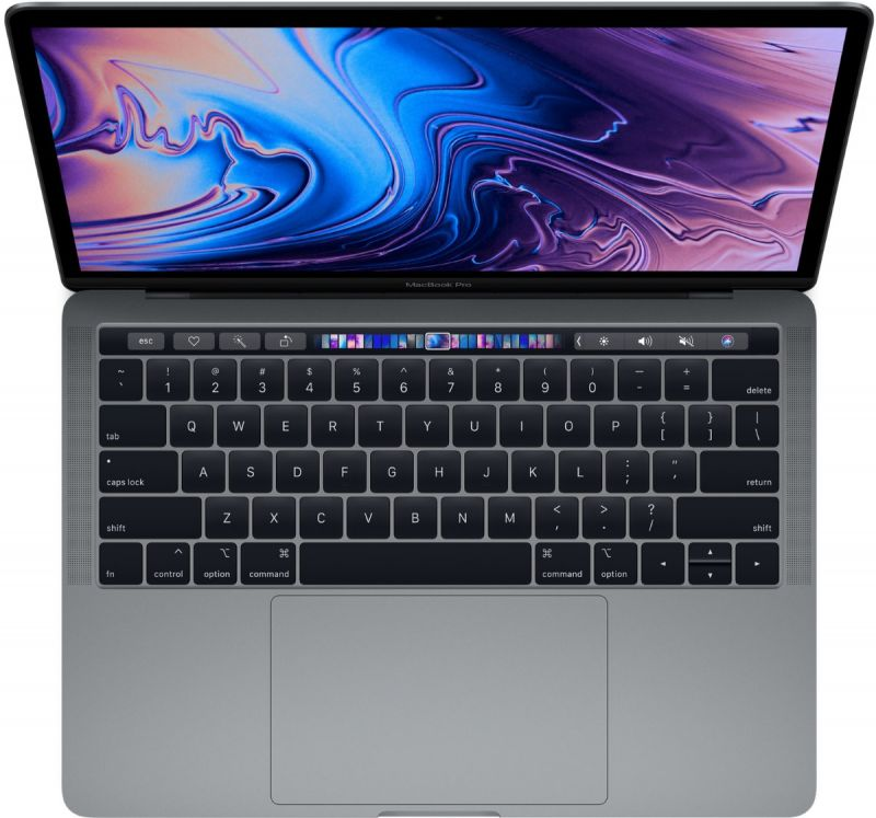 Apple MacBook Air 13 (2019) 128GB Space Gray (MVFH2)