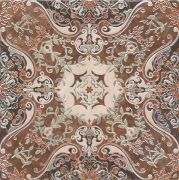 Мраморный дворец Декор ковёр центр лаппатированный HGDA176SG1550  40,2х40,2