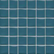 Анвер Плита настенная зеленый темный 21043 30,1х30,1