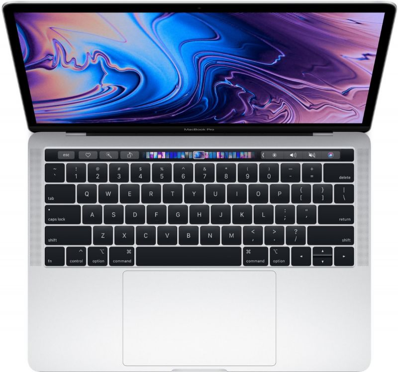 Apple MacBook Pro 13 (2019) 128GB Silver (MUHQ2)