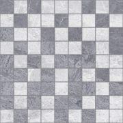 Polaris Мозаика тем.серый+серый 30х30
