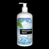 Средство для посуды DeLaMark с эфирным маслом Африканского лимона 0,5л