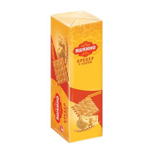 Крекер Яшкино с сыром 135г Яшкино