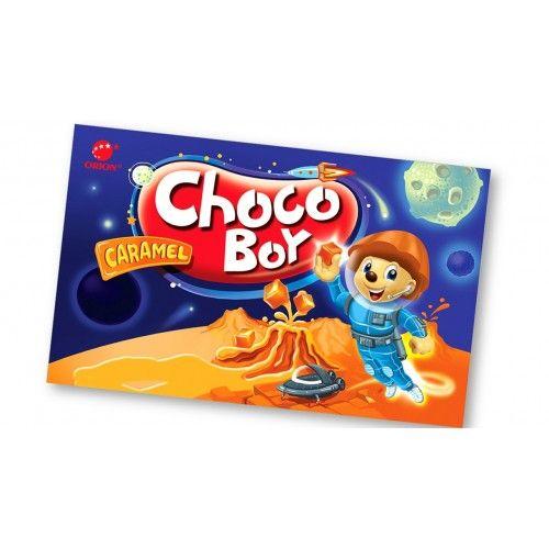 Печенье Чоко Бой карамель 45г Орион
