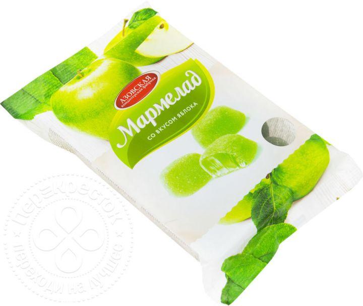 Мармелад желейный со вкусом Яблока 300г Азов